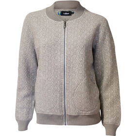 Ivanhoe of Sweden GY Ina Jaquard Jacket Women sand